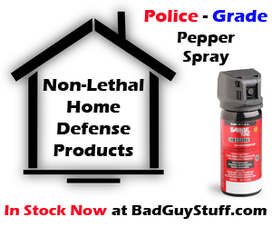 police grade pepper spray