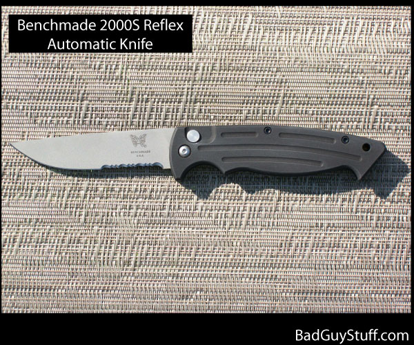 Benchmade 2000 Reflex Automatic Open